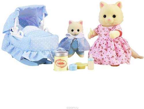 Sylvanian Families Baby Op Komst 4333