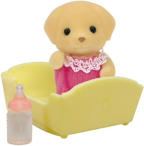 Sylvanian Families Baby Labrador 5187