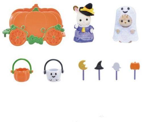 Sylvanian Families Halloween Set 5268