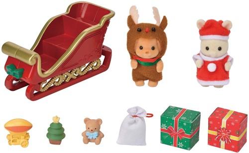 Sylvanian Families Kerst Set 5269