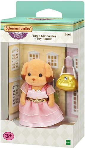 Sylvanian Families Town Series Grote Zus Poedel 6004