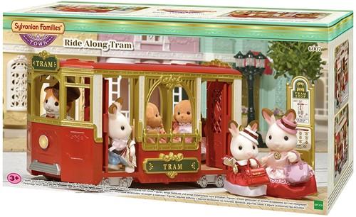 Sylvanian Families Town Series Tram 6007
