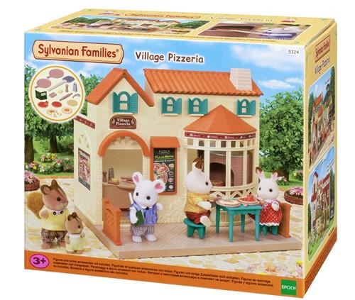 Sylvanian Families Pizza Dorp 5324
