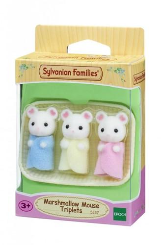 Sylvanian Families Drieling Marshmellow Muis 5337