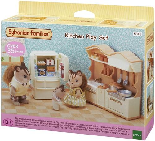 Sylvanian Families Keukenspeelset 5341