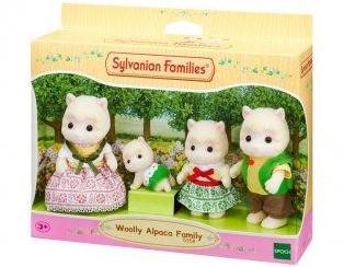 Sylvanian Families Familie Alpaca 5358