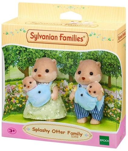 Sylvanian Families Familie Otter 5359