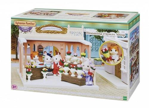 Sylvanian Families Town Series Bloemenwinkel 5360