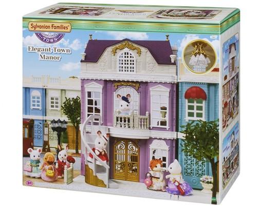 Sylvanian Families Town Series Elegant Herenhuis 5365