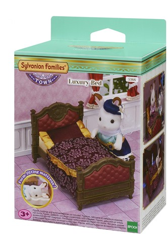 Sylvanian Families Town Series Luxe Bed 5366
