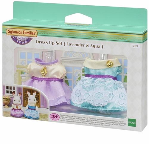 Sylvanian Families Town Series Verkleedset (Lavendel) 5371
