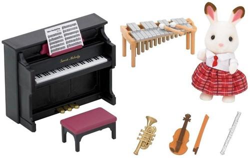 Sylvanian Families Set Muziek Op School 5106